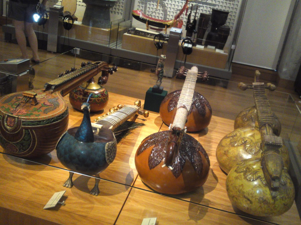 Hamamatsu Museum of Musical Instruments!