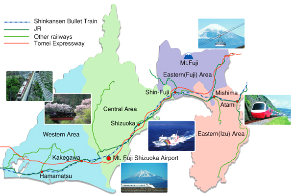 Shizuoka Prefecture Railway Lines Stations The Complete Guide