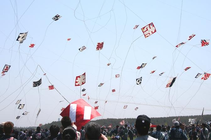 Japanese Festivals: Hamamatsu Matsuri/濱松まつり on May 3~5th!