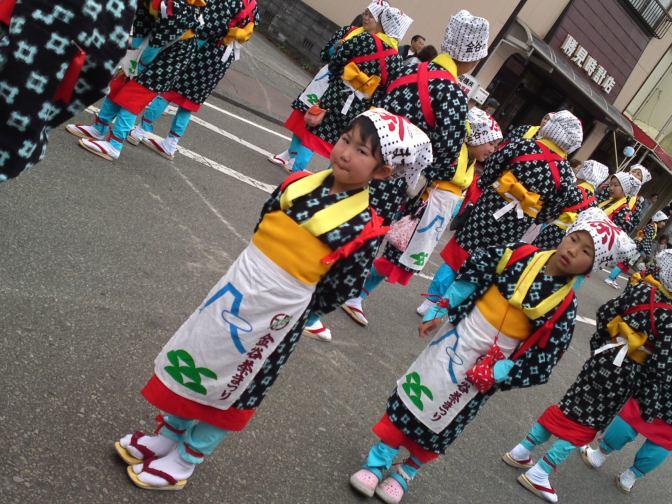 """Kids"" at Kanaya Tea Festival!"
