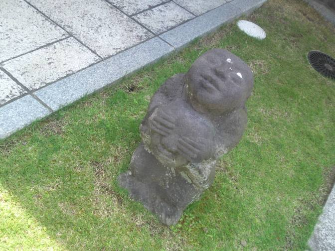 Houtaiji Temple in Shizuoka City: Unusual Sights