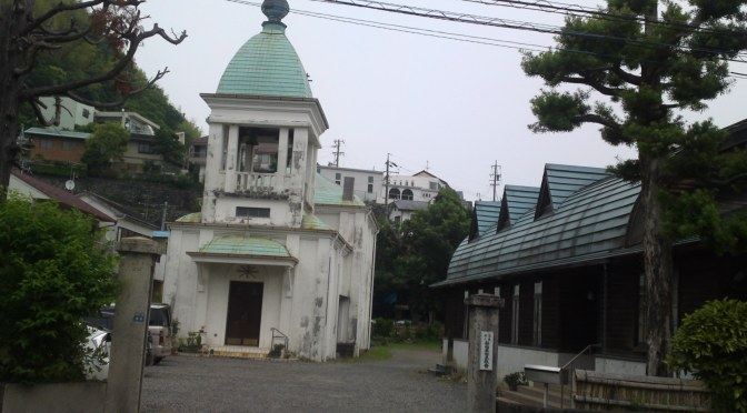 Abandoned Shizuoka: Haristos Greek Orthodox Church in Kasuga Cho, Aoi Ku, Shizuoka City!