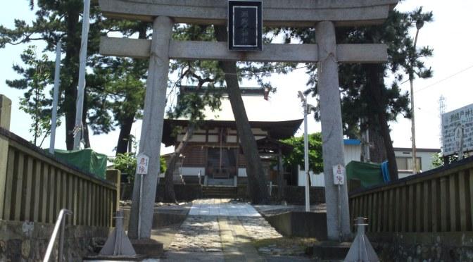 Seorido Shrine in Miho, Suruga Ku, Shizuoka City!