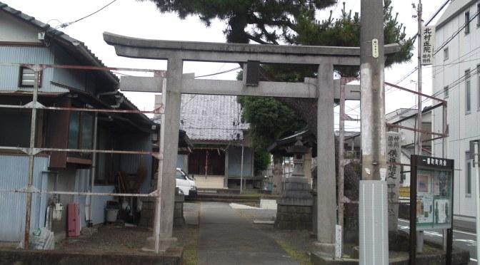 Sumiyoshi Shinto Shrine (住吉神社) in Shizuoka City!