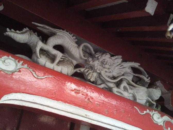 Dragons in Shizuoka Prefecture 2