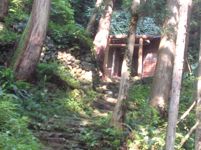 Fudo No Taki Shrine (不動の滝神) in Shizuoka City with Waterfalls and Wild Bears!