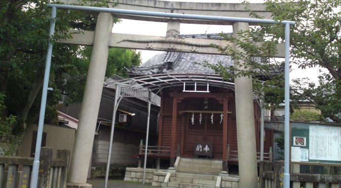 Nishinomiya Shrine (西宮神社) & Masa Ichi Inari Shrine (正一位稲荷神社) in Shimizu Ku, Shizuoka City!