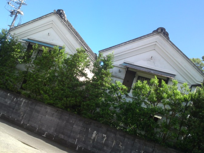 KURA: Traditional Japanese Warehouses in Shizuoka Prefecture 27: Akino Family House in Shimada City!