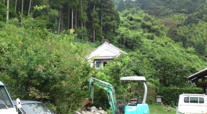 Kura: Traditional Japanese Warehouse in Shizuoka Prefecture 21: Old Farm House Kura in Shimo, Aoi Ku, Shizuoka City!