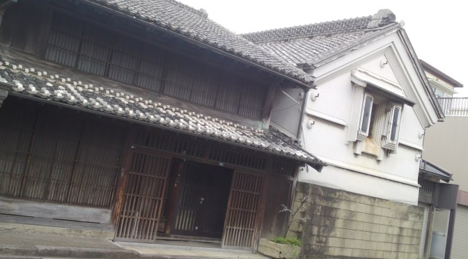 Kura: Traditonal Japanese Warehouse in Shizuoka Prefecture 20: Former Suzuki Honkei Sake Brewery Kura in Shimizu Ku, Shizuoka City!