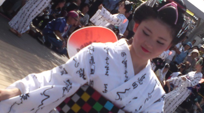 The 3 Big Shimada City Festivals in 2016 and Beyond 2: Shimada Mage (Topknot) Festival-島田髷まつり