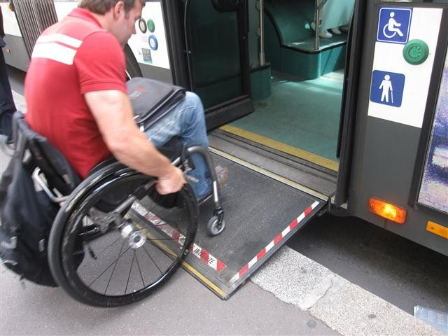 SHIZUOKA PREFECTURE GOVERNMENT OFFICES & PUBLIC SERVICES FOR DISABLED USERS