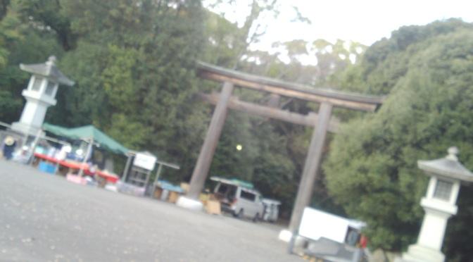 Gokoku Shrine (護国神社) in Yunoki, Aoi Ku, Shizuoka City!