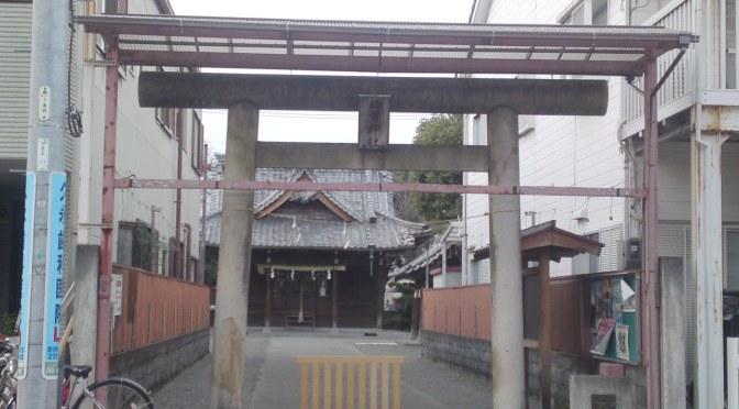 Nishinomiya-Oibessan Shrine (西宮おいべっさん) in Shizuoka City!