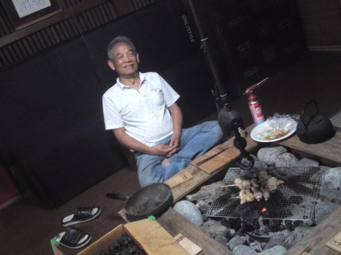 Mr. Osamu Kurosawa's Home In Ieyama, Shimada City! (Third Visit!)
