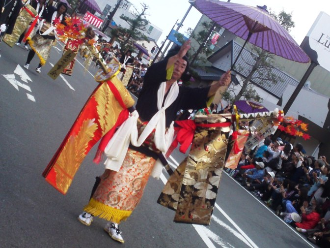 The 3 Big Shimada City Festivals in 2016 and Beyond 3: Shimada Oo Matsuri-島田大祭