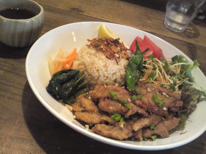 Vegan & Vegetarian Restaurant: Locomani in Shizuoka city!