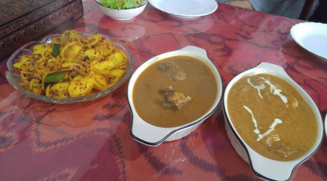 Halal Ethnic Indian and Sri lankan Cuisine at Dahami in Shizuoka City!