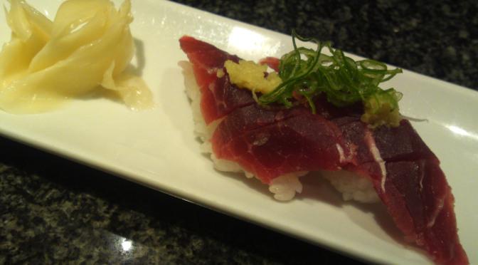 Reasonable Sushi Restaurant: Uogashi inside Shizuoka JR Station!