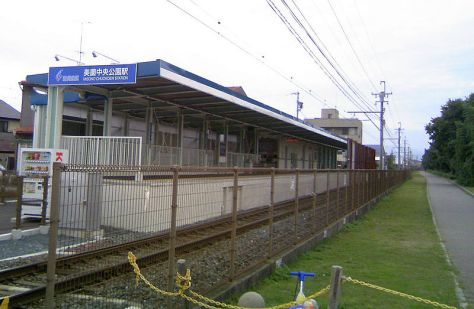 ENSHUU-LINE-MISONO-CHUUOO-KOOEN