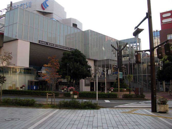 Shizuoka Prefecture Railway Stations: Enshuu Line (Hamamatsu~Nishi Kajima)
