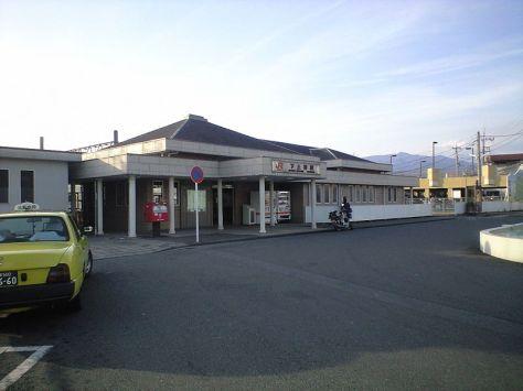 GOTEMBA-LINE-SHIMO-TOGARI