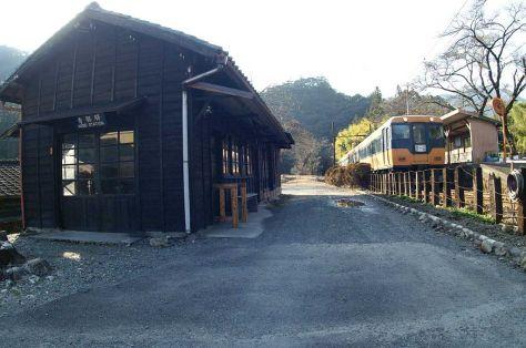 OOIGAWA-LINE-AOBE