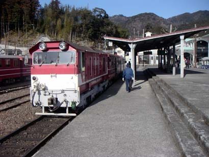 OOIGAWA-LINE-SENZU