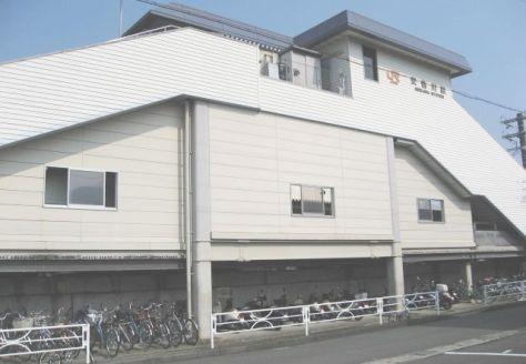 TOKAIDO-LINE-ABEKAWA