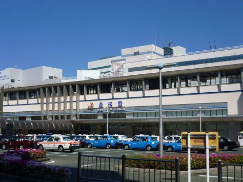 TOKAIDO-LINE-HAMAMATSU