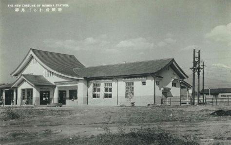 TOKAIDO-LINE-MISHIMA-OLD