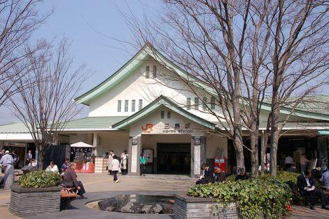 TOKAIDO-LINE-MISHIMA