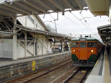 TOKAIDO-LINE-NUMAZU-PLATFORMS
