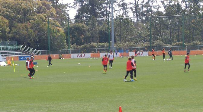 Shimizu S-Pulse Soccer Practice Ground Visit